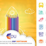 How can school ERP software help in enhancing the Indian education system?