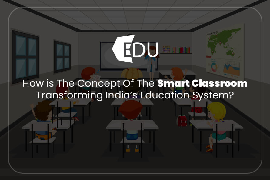 Concept Of Smart Classrooms Transforming Education System
