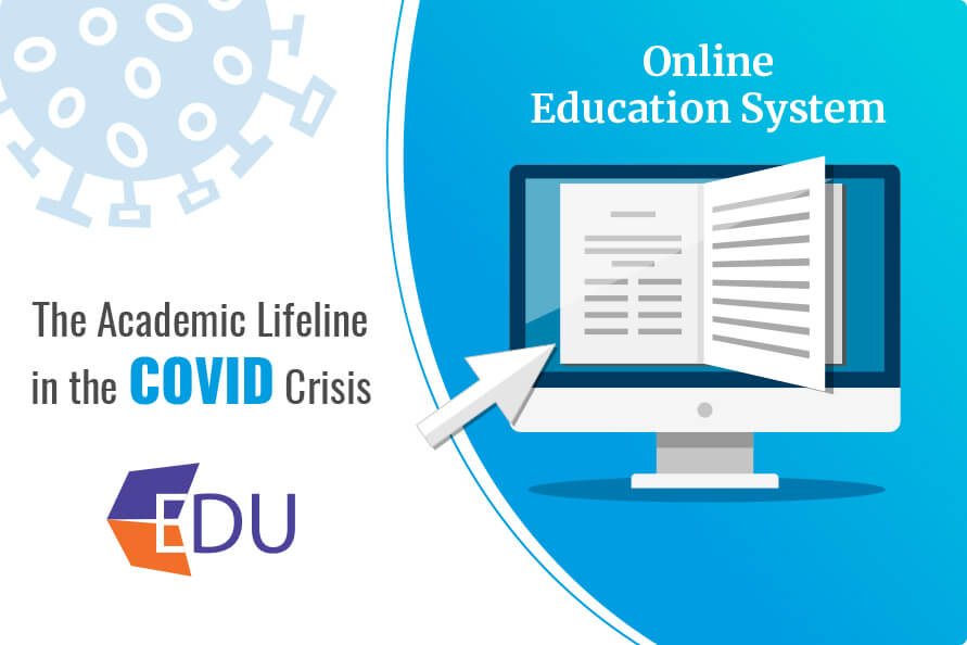 online education system the academic lifeline in the covid crisis