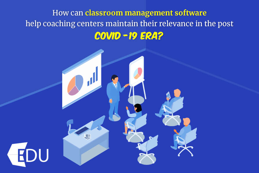 classroom management software helps coaching centers